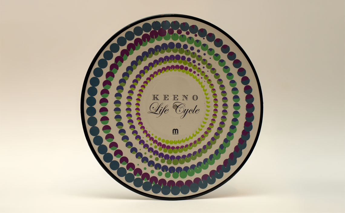 Keeno Picture Disc