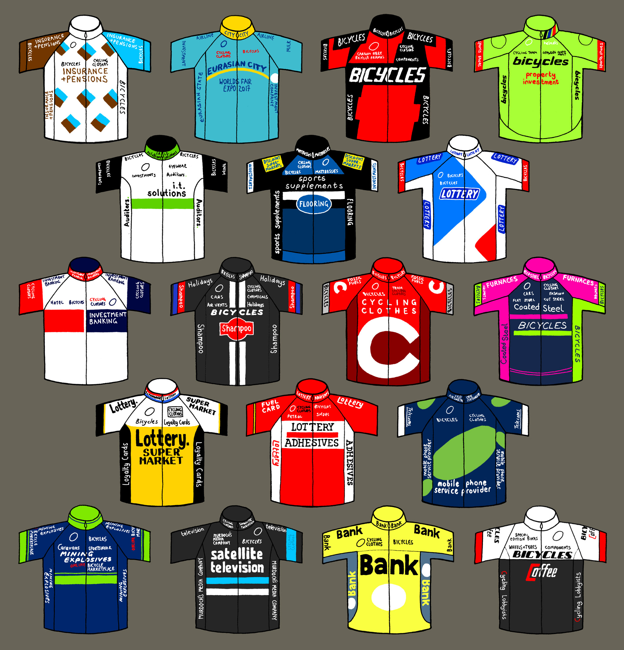 UCI World De-Tour 2016
