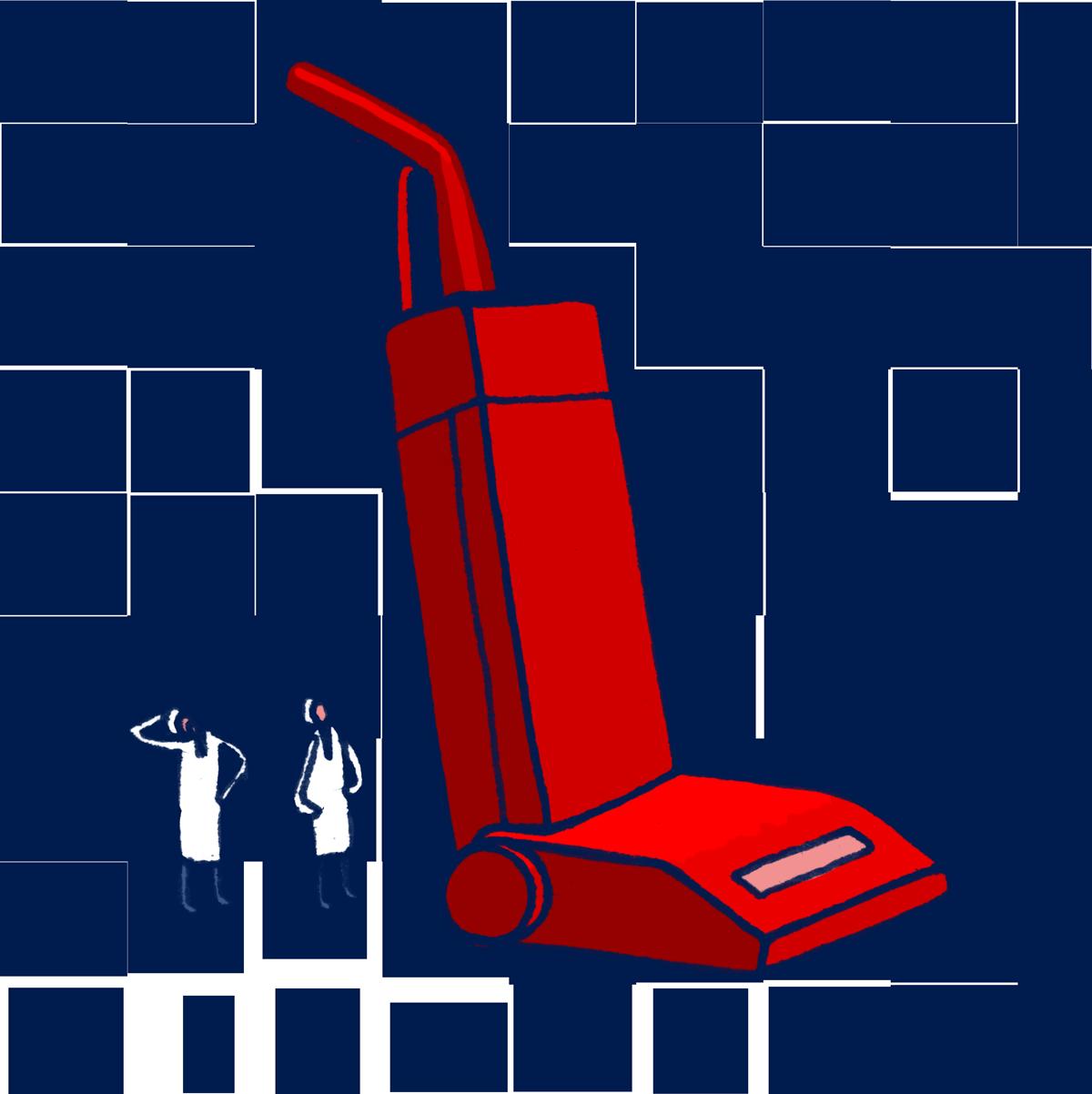 Huge Vacuum