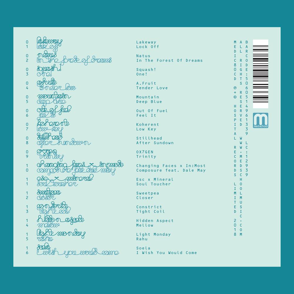 NB018 CD Reverse